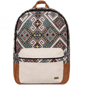 Roxy Women's Feeling Latino Backpack - Black