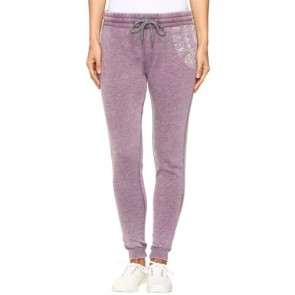 Roxy Women's Palm Bazaar Jogger Pants - Potent Purple