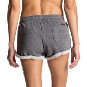 Roxy Women's Signature Shorts - Charcoal Heather
