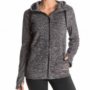 Roxy Women's Suuvra Zip Hoodie - True Black