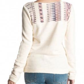 Roxy Women's Soul Feeling Pullover Sweater - Pristine
