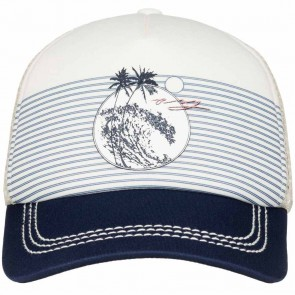 Roxy Women's Truckin Trucker Hat - Sand Piper