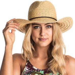 Roxy Women's Magic Rush Straw Hat - Natural