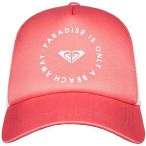 Roxy Women's Truckin Trucker Hat - Lady Pink