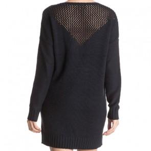 Roxy Women's Borrowed Time Sweater Dress - True Black
