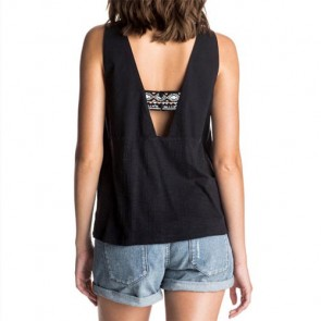 Roxy Women's Mermaid In The Night Tank - Black