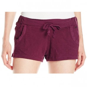 Roxy Women's Warmth Of The Sun Shorts - Italian Plum