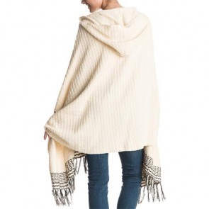 Roxy Women's Soul Searchin Poncho - Pristine