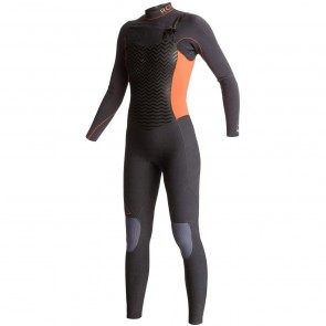 Roxy Women's Performance 4/3 Chest Zip Wetsuit