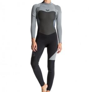 Roxy Women's Syncro 3/2 Back Zip Wetsuit