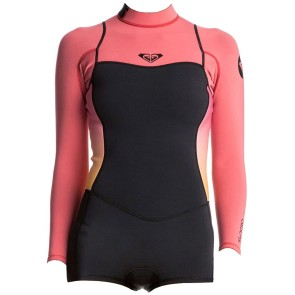 Roxy Women's Syncro 2mm Long Sleeve Spring Wetsuit