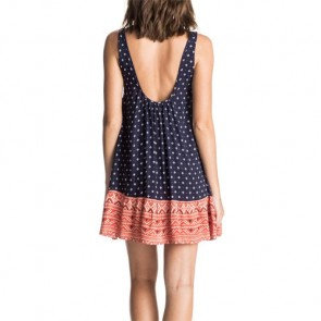 Roxy Women's Shadow Play Dress - Gypsy Micro