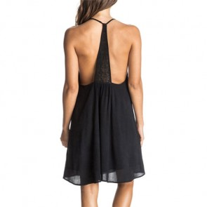 Roxy Women's Passing Sky Dress - True Black