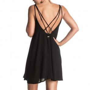 Roxy Women's Windy Fly Away Dress - Black