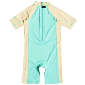 Roxy Wetsuits Toddler So Sandy Spring Suit - Beach Glass