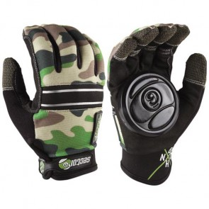 Sector 9 BHNC Slide Gloves - Camo
