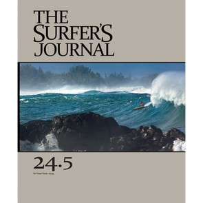 Surfer's Journal - Volume 24 Number 5