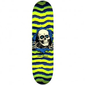 Powell Peralta Ripper Deck - Lime