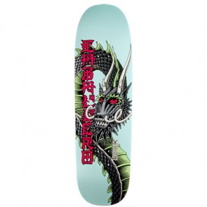 Powell Peralta Caballero Ban This Dragon Deck - White