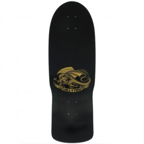 Powell Peralta Steadham Skull and Spade Deck - Green/Navy