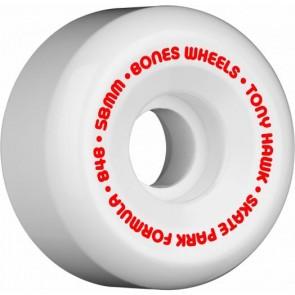 Bones 58mm SPF Pro Hawk Mini Cube Wheels - White