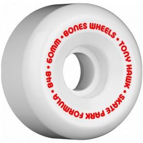 Bones 60mm SPF Pro Hawk Mini Cube Wheels - White
