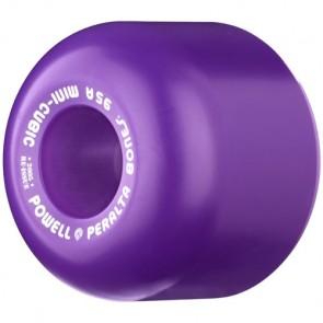 Powell Peralta 64mm Mini-Cubic Wheels - Purple