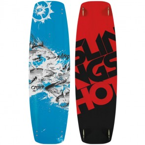 Slingshot Sports Crisis Kiteboard - 2015