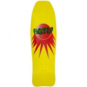 Hosoi Skateboards Hammerhead OG Deck - Yellow