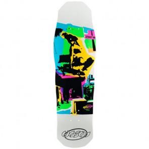Hosoi Skateboards Pop Art '87 Deck - White
