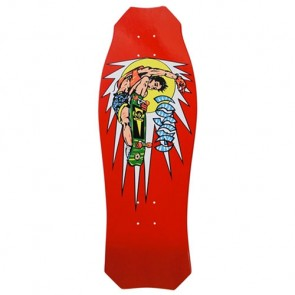 Hosoi Skateboards Rocket Air Deck - Red