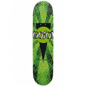 Hosoi Skateboards Mini Snakeskin Popsicle Deck - Green