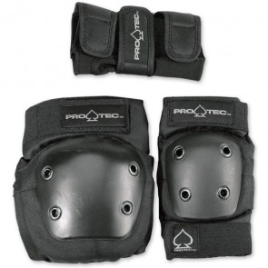 Pro-Tec Junior Three-Pack Pad Kit