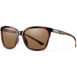 Smith Women's Colette Polarized Sunglasses - Tortoise/Chromapop Brown