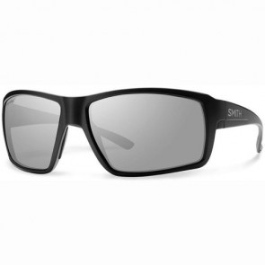 Smith Colson Polarized Sunglasses - Matte Black/Chromapop+ Platinum