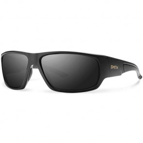 Smith Discord Sunglasses - Matte Black/Blackout
