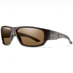 Smith Discord Polarized Sunglasses - Matte Tortoise/Chromapop+ Brown