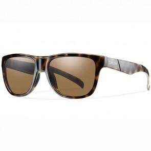 Smith Women's Lowdown Slim Polarized Sunglasses - Tortoise/Brown