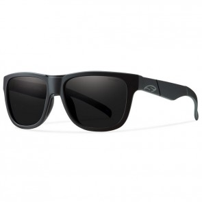 Smith Women's Lowdown Slim Sunglasses - Impossibly Black/Blackout