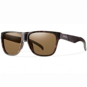Smith Lowdown Polarized Sunglasses - Matte Tortoise/Brown