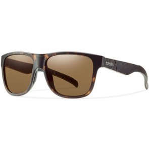 Smith Lowdown XL Sunglasses - Matte Tortoise/Brown