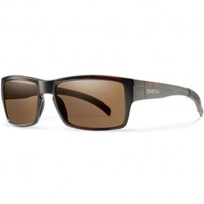 Smith Outlier Polarized Sunglasses - Matte Tortoise/Chromapop Brown