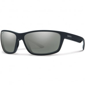 Smith Redmond Polarized Sunglasses - Matte Black/Chromapop+ Platinum