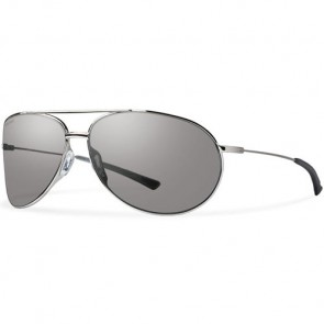 Smith Rockford Polarized Sunglasses - Silver/Platinum