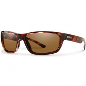Smith Ridgewell Polarized Sunglasses - Tortoise/Chromapop Brown
