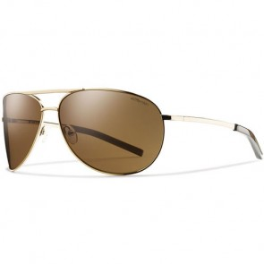 Smith Serpico Sunglasses - Gold/Brown