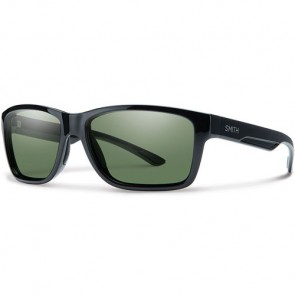 Smith Colette Polarized Sunglasses - Black/Chromapop Grey Green
