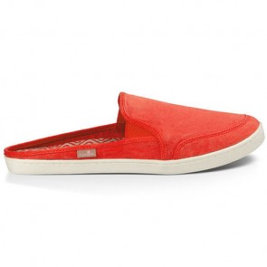 Sanuk Women's Dree Me Cruiser Shoes - Red