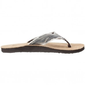 Sanuk Fraid Not Sandals - Washed Camo