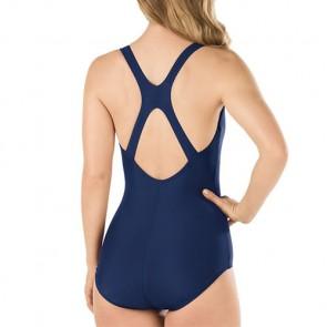 Speedo Women's Ultraback One-Piece Swimsuit - Blue